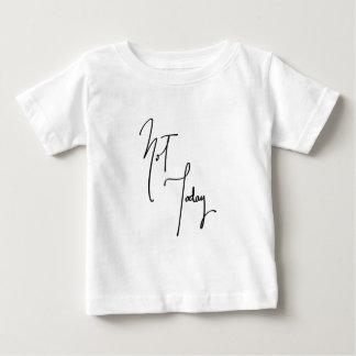 annullieren Sie alles heute (Licht) Baby T-shirt