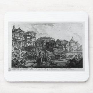 Ansicht des Monuments aufgerichtet durch den Mousepad