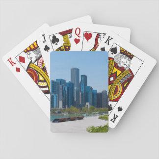 Ansicht vom Marine-Pier Spielkarten
