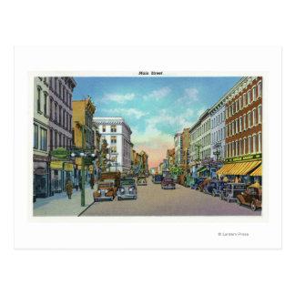 Ansicht von Hauptstraße 4 Postkarte