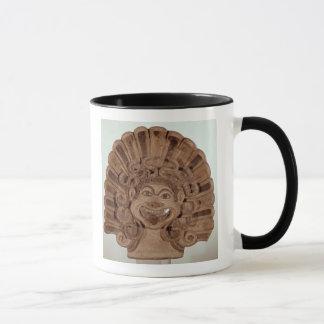 Antefix mit dem Kopf eines gorgon Tasse