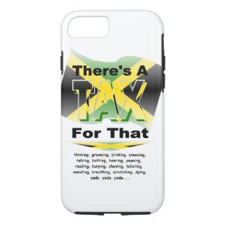 Anti-Steuer (Jamaika) iPhone 8/7 Hülle