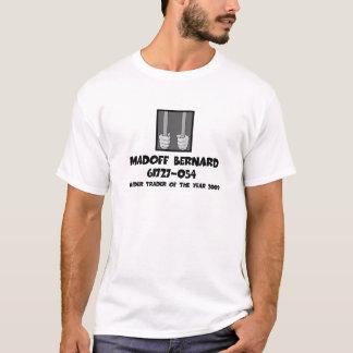 AntiBernard Madoff Gefängnis T-Shirt