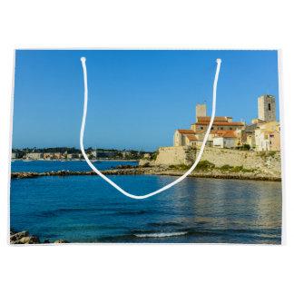 Antibes Frankreich Große Geschenktüte