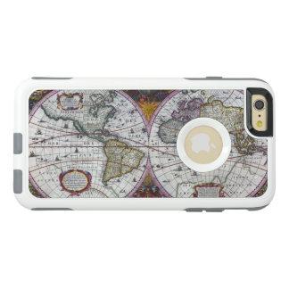 Antike-Karte OtterBox iPhone 6/6s Plus Hülle