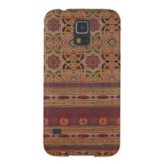 Antiker maurischer Silk Entwurfs-Telefon-Kasten Samsung Galaxy S5 Hülle