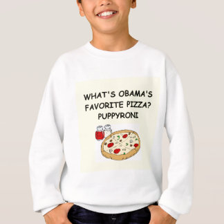 Antiobama-Pizzawitz Sweatshirt