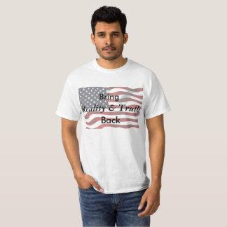 Antitrumpf Pro-Wahrheit amerikanische T-Shirt