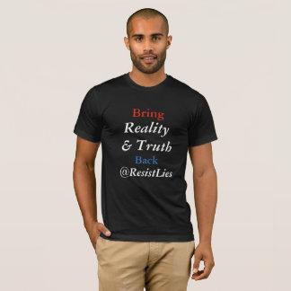 Antitrumpf Pro-Wahrheit Shirt