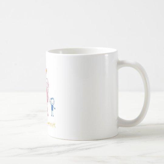 Anya, Apa, Gyerekek Kaffeetasse