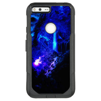 Anzeige Amorem Amisi Abalone See OtterBox Commuter Google Pixel XL Hülle