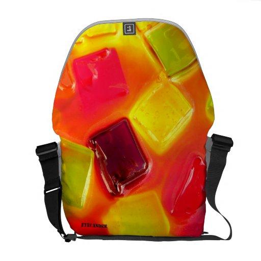 Anziehende einzigartige Tasche des fruchtigen Kurier Tasche