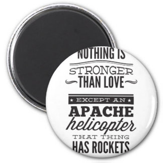 Apache Runder Magnet 5,1 Cm