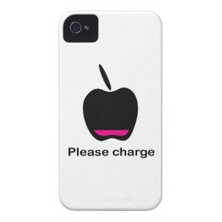 Apfel Akku leer iPhone 4 Etuis