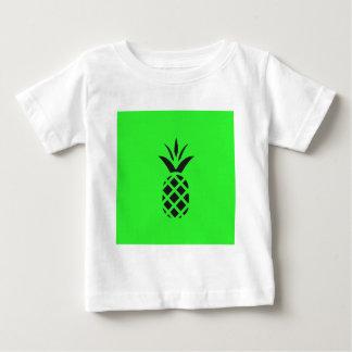 Apfel der schwarzen Kiefer im Grün Baby T-shirt