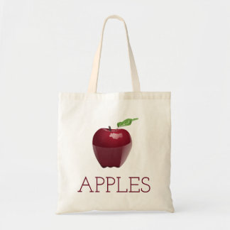 Äpfel Tragetasche