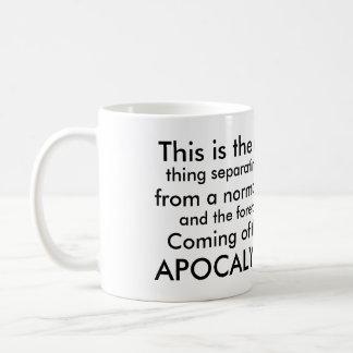 Apokalypse Tasse