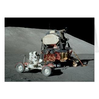 Apollo 17 - Die Schluss bemannte Mond-Landung Karte