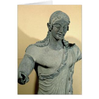 Apollo von Veii, vom Tempel von Minerva Karte