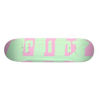 Apolloz Candi Grafik Individuelle Skateboards
