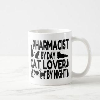 Apotheker-Katzen-Liebhaber Tasse