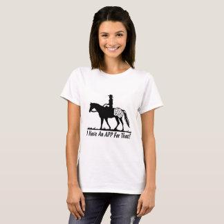 Appaloosa-Pferdeapp T-Shirt