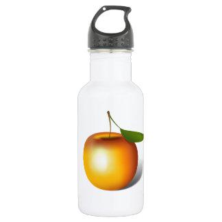 Apple 3 d edelstahlflasche