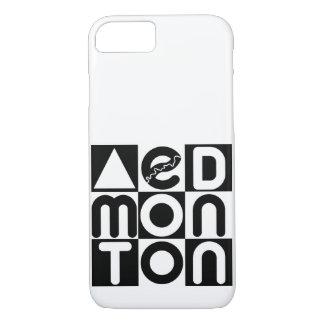 Apple iPhone Edmonton-Puzzlespiel-Fall iPhone 8/7 Hülle