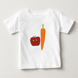 Apple-Karotte Baby T-shirt