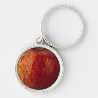 """Apple kleines (1,44"""") erstklassiges rundes schlüsselanhänger"""