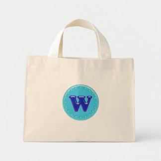 Aqua Anfangsw Einkaufstasche