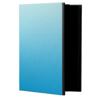 Aqua-Blau Ombre