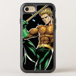 Aquaman mit Stange OtterBox Symmetry iPhone 8/7 Hülle
