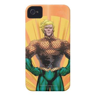 Aquaman stehend iPhone 4 cover