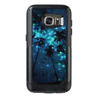 Aquamarine tropische Paradies-Samsungs-Galaxie S7 OtterBox Samsung Galaxy S7 Hülle