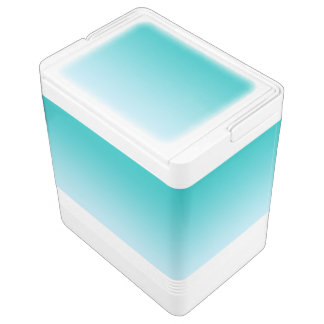 Aquamarines Ombre Kühlbox