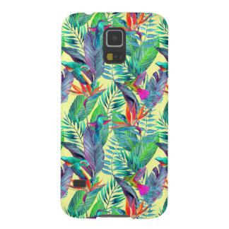 Aquarell Humminbirds im Dschungel Hülle Fürs Galaxy S5