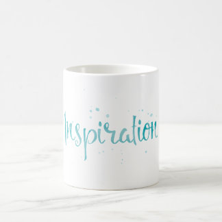 Aquarell-Inspiration Tasse