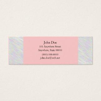 Aquarell-Visitenkarte Mini-Visitenkarten