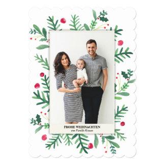 Babies erstes Weihnachtsfest Karte auf Zazzle Österreich