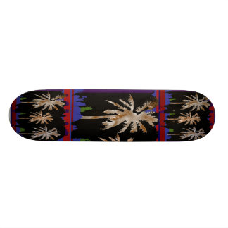 Arabische Nächte - Baum-Tanz 20,6 Cm Skateboard Deck