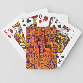 Arabische Tür Kartendeck