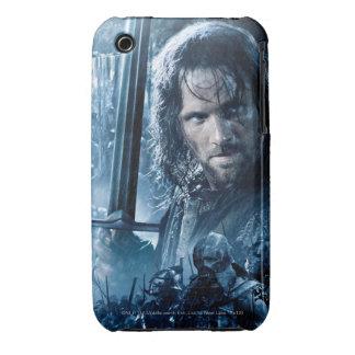 Aragorn gegen Orcs iPhone 3 Case-Mate Hülle