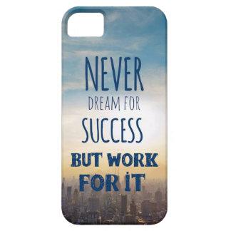 Arbeiten schwer iPhone 5 case