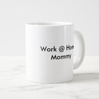 Arbeits-zu Hause Mama-Tasse Extragroße Tassen