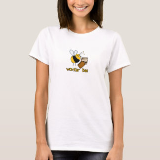 Arbeitskraftbiene - Bibliothekar T-Shirt