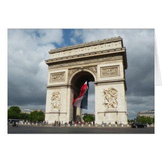 Arch de Triumph Karte