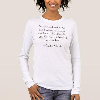 Archäologie Langarm T-Shirt