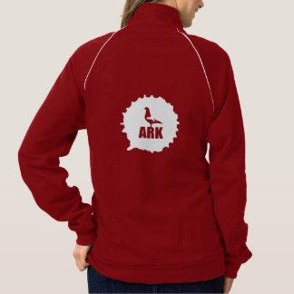 ARCHE amerikanische Kleiderbahn-Jacke (der Schnitt Jacke