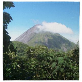 Arenal-Vulkan Serviette